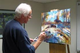tom gill painting